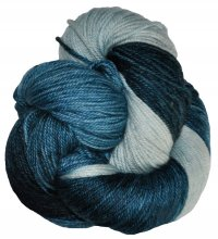 Cashmara Sock - Shades of Teal