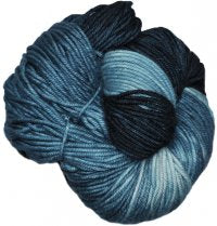 Cashmara Worsted - Shades of Teal