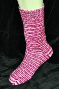 Socks - Superwash Merino Sock Weight Wool (Roses)