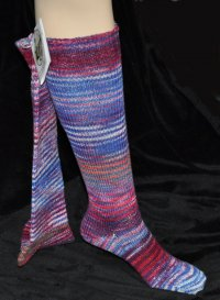 Socks - Superwash Merino Wool Knee High