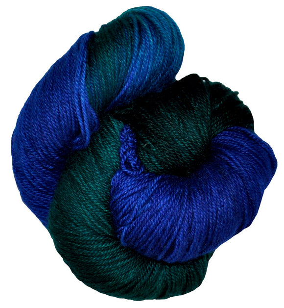 Cashmara Sock - Bluegrass