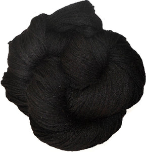 New Zealand Naturals - Possum Yarn - Charcoal Hand Dyed