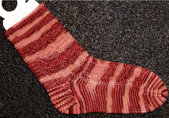 Hand Knit Sock Pattern - Cables N' Ladders Sock Pattern