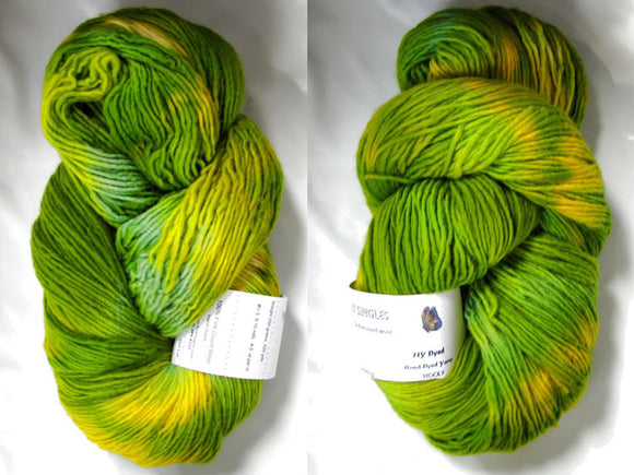 Wooly Singles - Key Lime