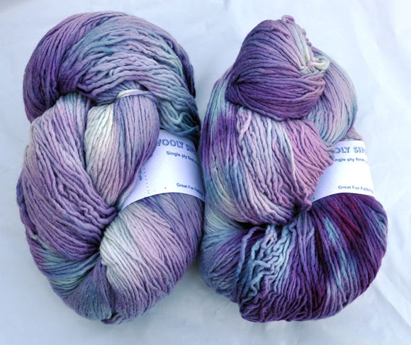 Wooly Singles - Lilac