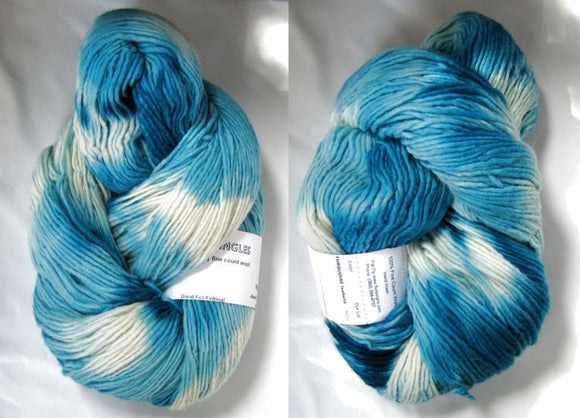 Wooly Singles - Turquoise Sunset