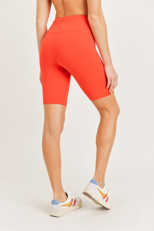 Alice Shorts -Orange