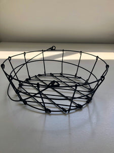Wire Round Basket