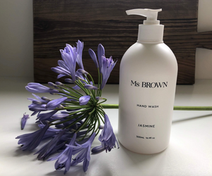 Ms Brown Hand Wash