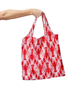 Fold up Nylon Shopper