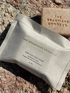The Grampians Goods Co - Husk Hand Scrub