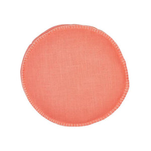 Rylie Round Cushion - Peach
