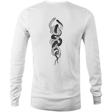 Load image into Gallery viewer, Elle Wills LIMITED Snakes Long Sleeve Shirt