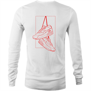 "Ricky Sweeney LIMITED ""Shoes"" Long Sleeve Shirt"