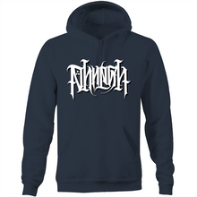 Load image into Gallery viewer, Laith Limited White PHRESH SCRIPT Hoodie