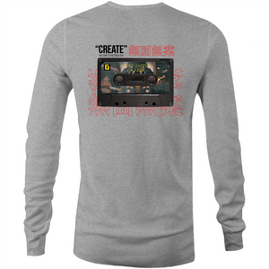 "Gheefx LIMITED ""Lost Tapes Vol 1"" Long Sleeve Shirt"