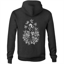 Load image into Gallery viewer, Michael Harris LIMITED Trad Floral Hoodie