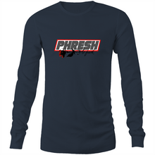 "Load image into Gallery viewer, Josh Kuhne LIMITED ""Phresh AF"" Long Sleeve Shirt"