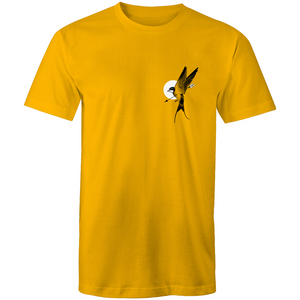 "Josh Kuhne LIMITED ""Bird Design"" T-Shirt"