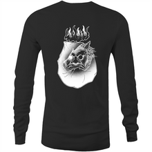 "Load image into Gallery viewer, Scott Carr LIMITED ""Daruma"" Long Sleeve Shirt"