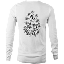Load image into Gallery viewer, Michael Harris LIMITED Trad Floral Long Sleeve Shirt