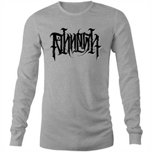 Load image into Gallery viewer, Laith Limited PHRESH SCRIPT Long Sleeve Shirt