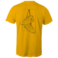 "Load image into Gallery viewer, Ricky Sweeney LIMITED ""Shoes"" T-Shirt"