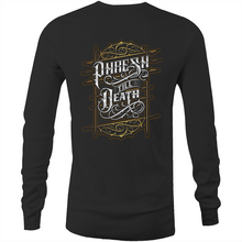 Load image into Gallery viewer, PHRESH TILL DEATH Long Sleeve Shirt