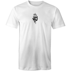 Elle Wills LIMITED Floral Snake T-Shirt