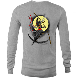Scott Carr LIMITED REAPER Long Sleeve Shirt