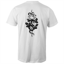 Load image into Gallery viewer, Elle Wills LIMITED Floral Snake T-Shirt