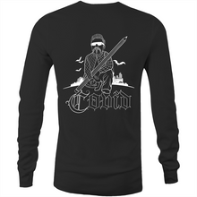 "Load image into Gallery viewer, Ricky Sweeney LIMITED ""COVID"" Long Sleeve Shirt"