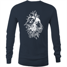 Load image into Gallery viewer, Tama Mamanu LIMITED Oriental Long Sleeve Shirt
