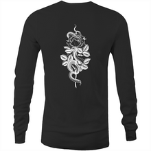 Load image into Gallery viewer, Elle Wills LIMITED Floral Snake Long Sleeve Shirt
