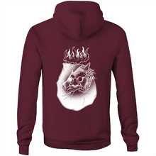 "Load image into Gallery viewer, Scott Carr LIMITED ""Daruma"" Hoodie"