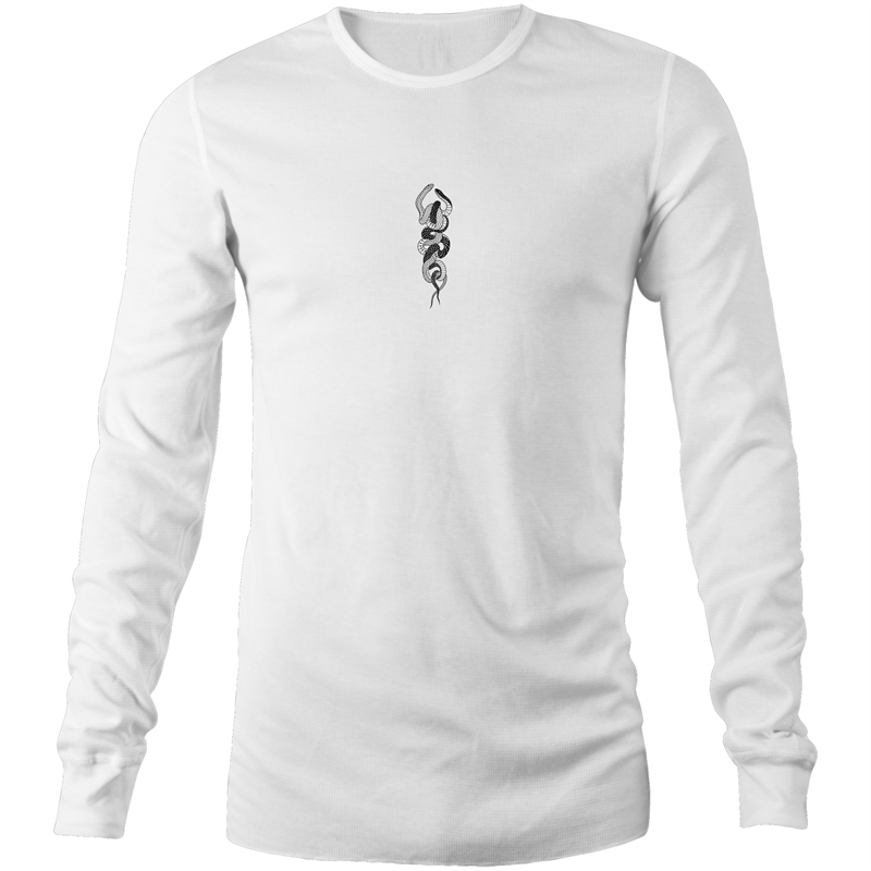 Elle Wills LIMITED Snakes Long Sleeve Shirt