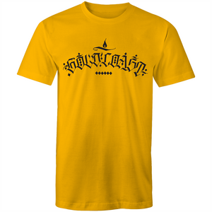 Danel Matos LIMITED Gold Coast Script T-Shirt