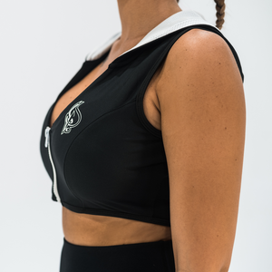 SLEEK Crop Vest