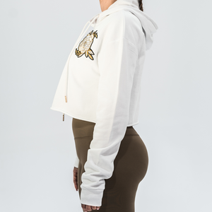 MINK Cropped Jumper