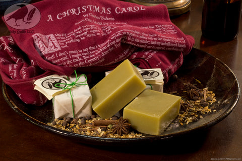 Christmas Spice Avocado Oil Soap