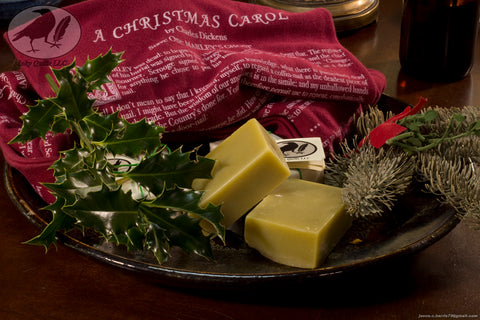 Holly & Fir Hempseed Oil Soap
