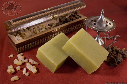 Frankincense & Myrrh Avocado Oil Soap