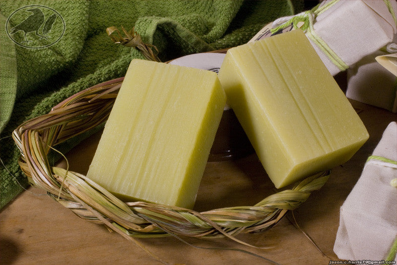 Sweetgrass Hempseed Oil Soap