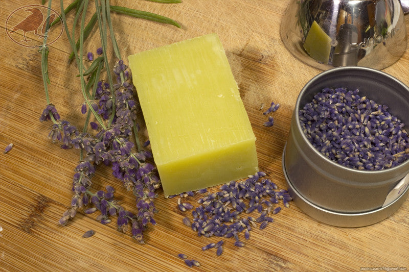 Lavender Hempseed Oil Soap