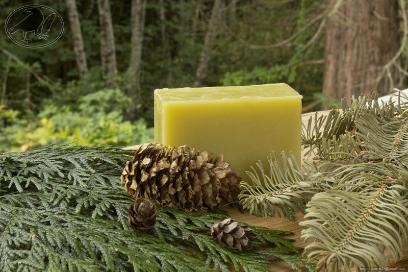 Woodland  Hempseed Oil Soap