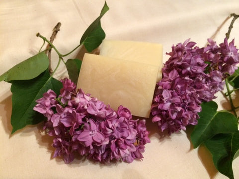Lilac Avocado Oil Soap