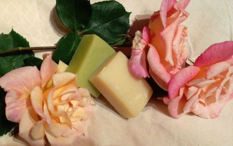 English Rose Hempseed Oil Soap