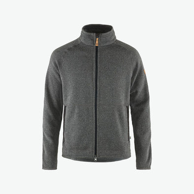 Men's Ovik Fleece Zip Sweater