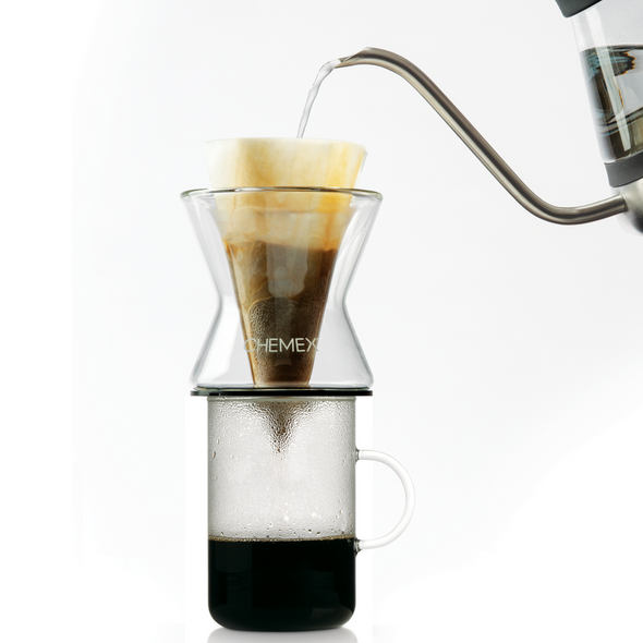 Chemex Funnex Single Pourover 5-15 Oz. Brewer