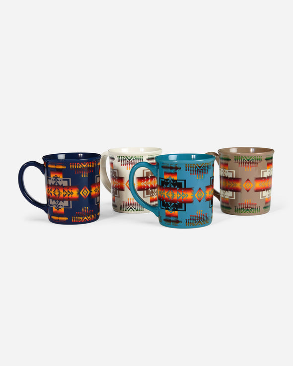 Pendleton Mug Set of 4